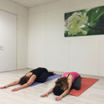 Yin yoga bij Pilago