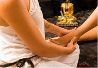 Padabhyanga voetmassage