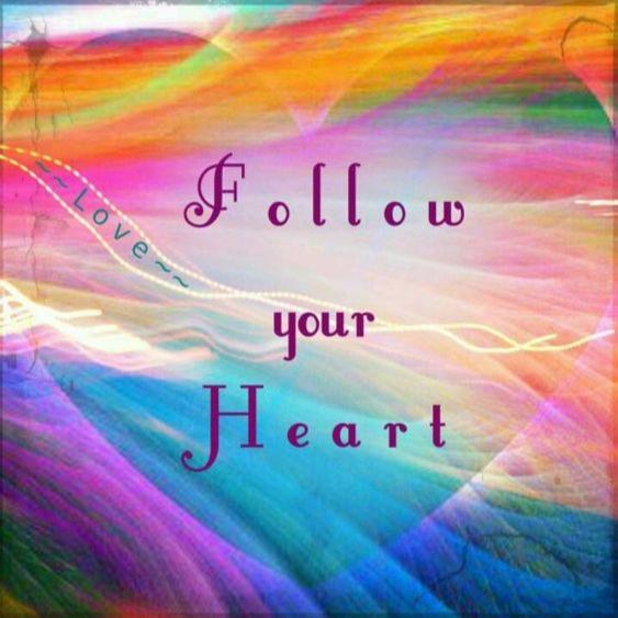 Leven vanuit je hart